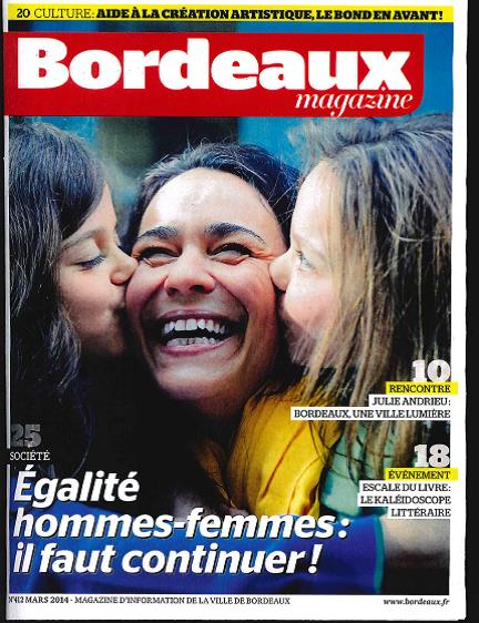 Bordeaux Magazine - Mars 2014