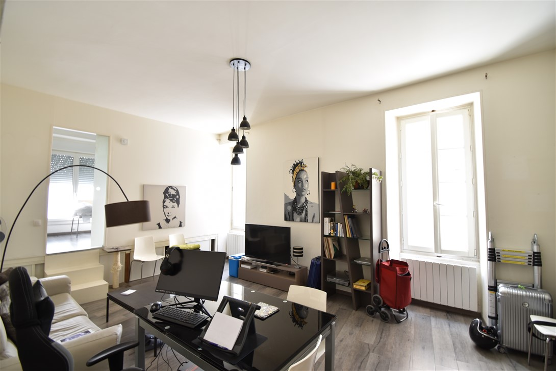 Appartement T1 bis Chartrons